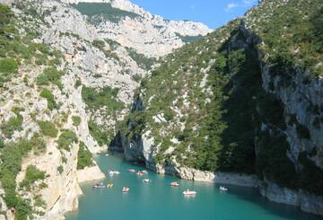 NAP'vette Lac de Sainte-Croix