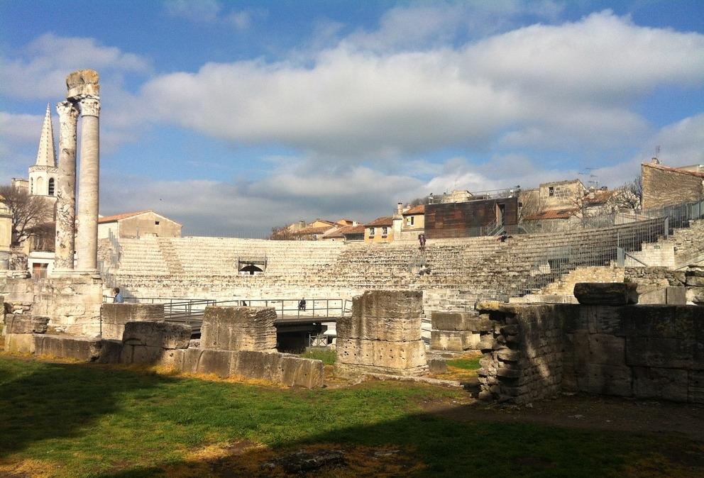NAP Voyages Arles Tarascon