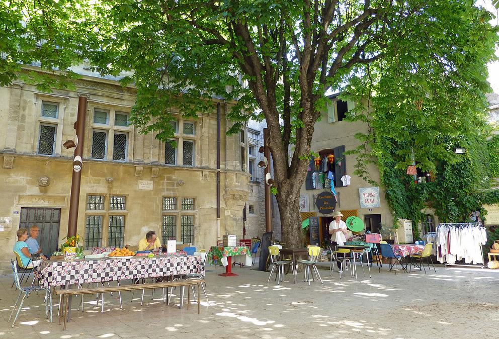 Voyage en groupe St-Remy Les Baux