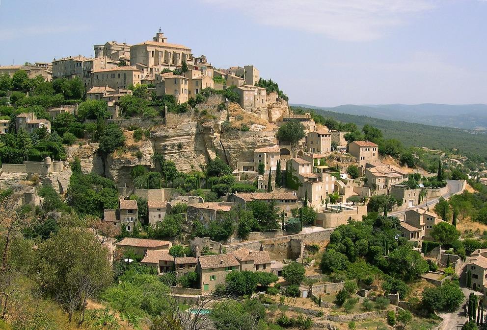 NAP Voyages villages du luberon