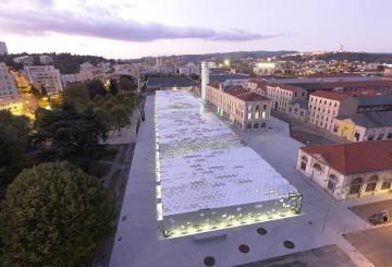 Saint-Etienne Ville Design