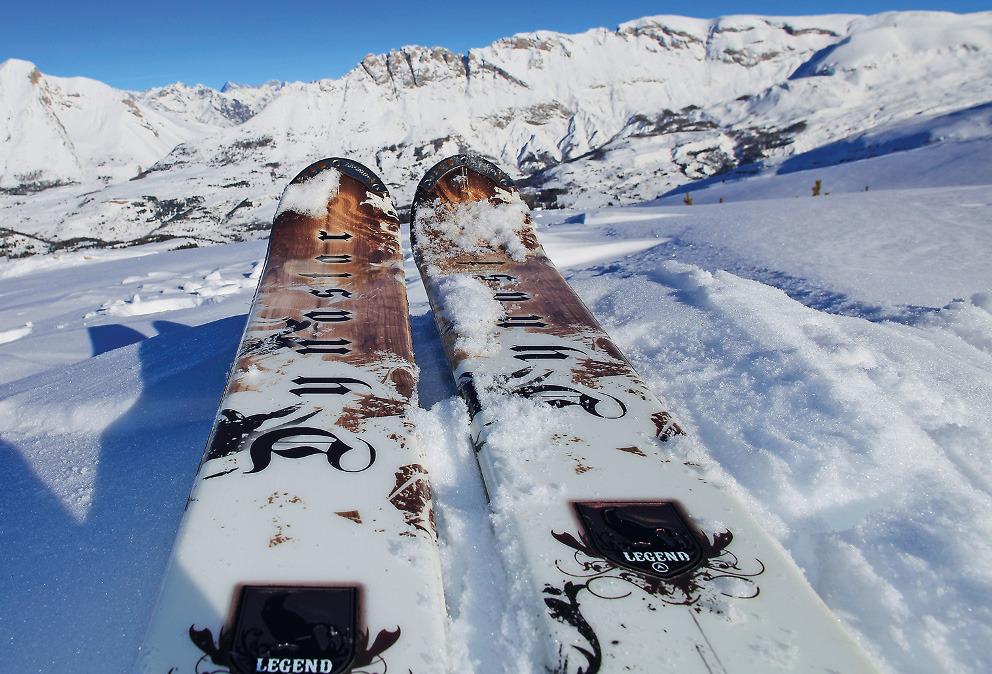 voyage nap ski