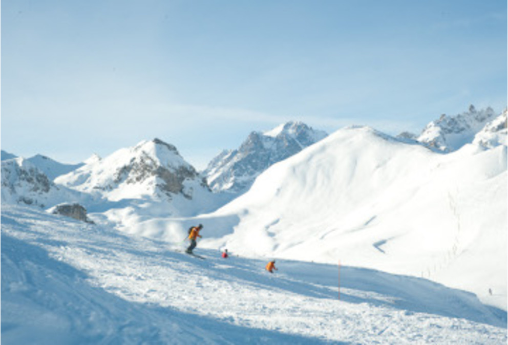 ski nap orres