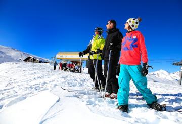 Ski à Superdevoluy