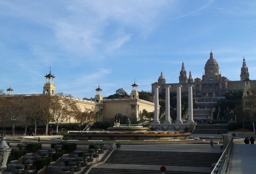 nap voyage barcelone city break