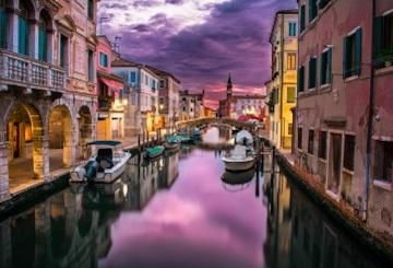 Rimini - San Marin - Venise