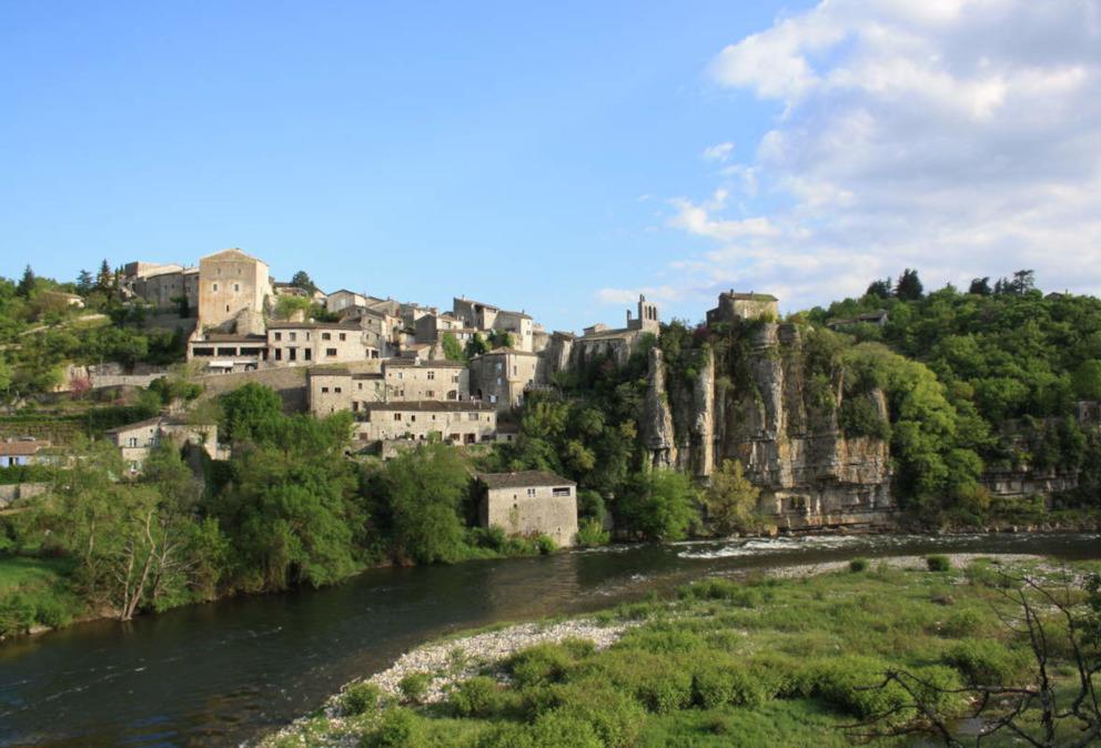 voyage en autocar en Ardèche