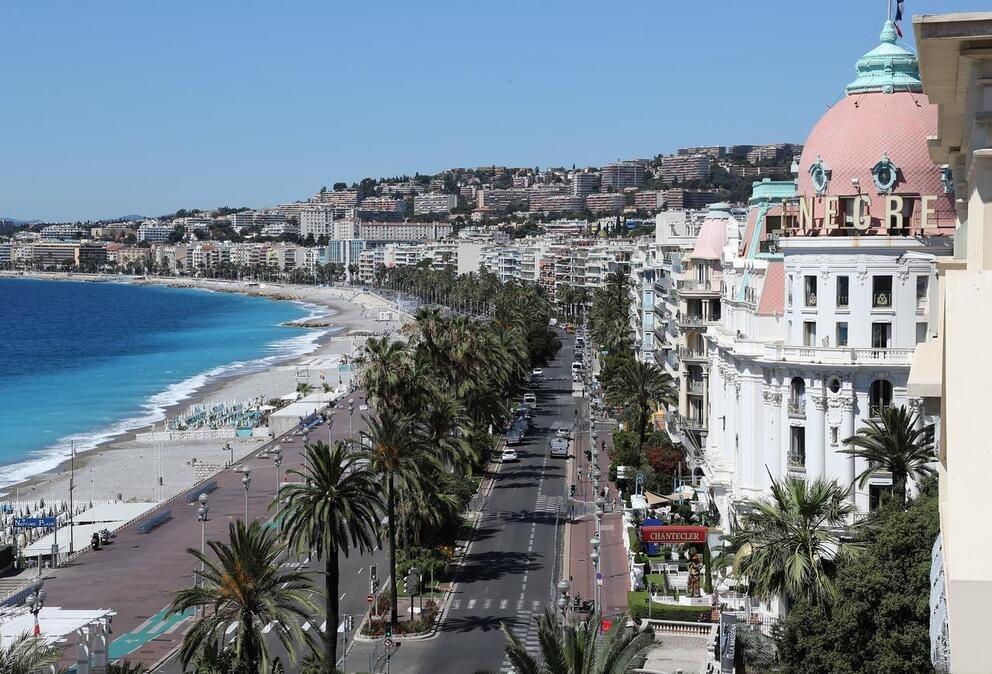Nice et Saint Agnès transport nap voyages et nap tourisme journée libre