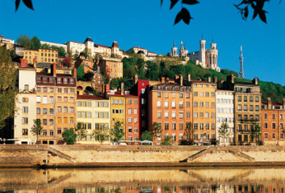 voyage en autocar à Lyon