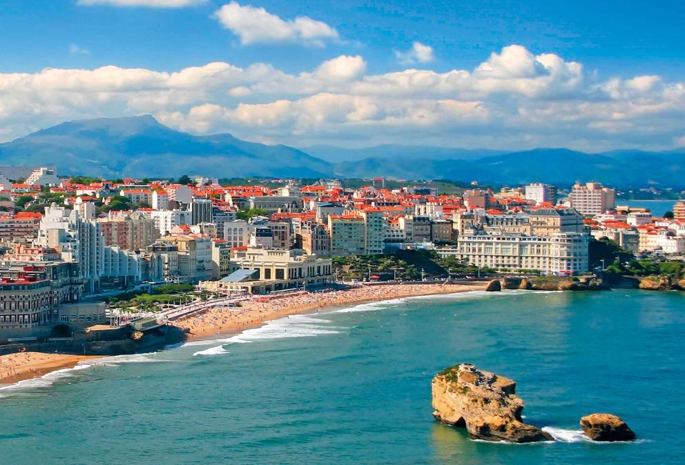voyage en autocar pays basque