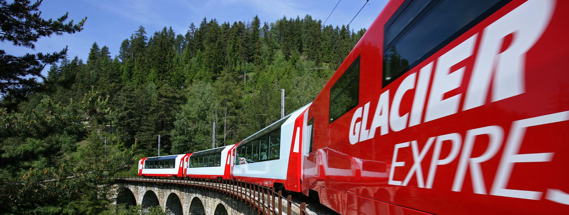 Les Trains suisses