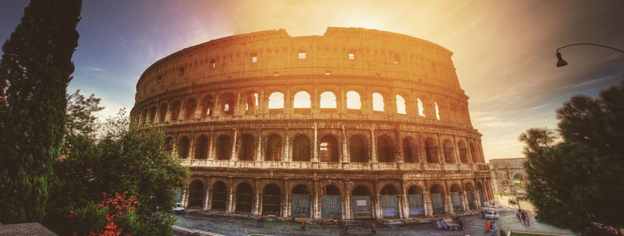 Circuit Rome et Florence