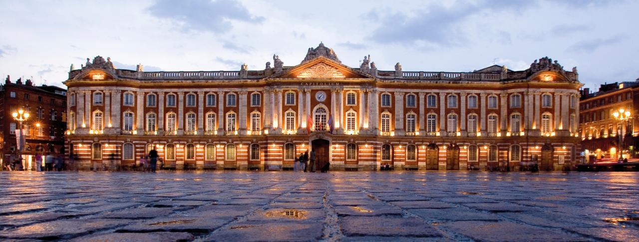Toulouse et la Cité de l'Espace